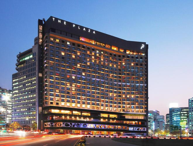 The Plaza Seoul Autograph Collection - Seoul - Building