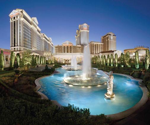 Caesars Palace - Resort & Casino - Las Vegas - Gebäude