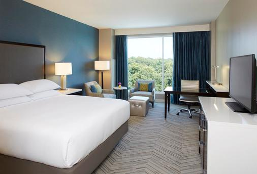Hyatt Regency Atlanta Perimeter Villa Christina - Atlanta - Bedroom