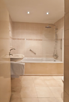 Hotel Aadam Wilhelmina - Amsterdam - Kylpyhuone