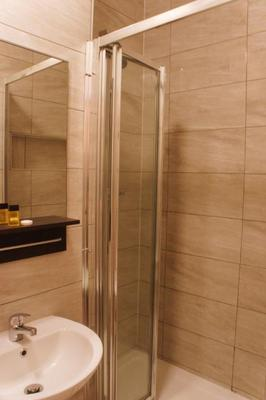 Plaza London Hotel - Lontoo - Kylpyhuone