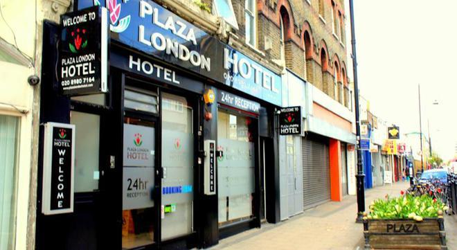 Plaza London Hotel - Lontoo - Rakennus