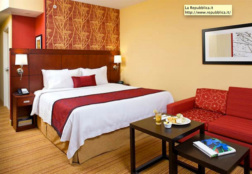 Courtyard by Marriott Miami West/FL Turnpike - Doral - Bedroom