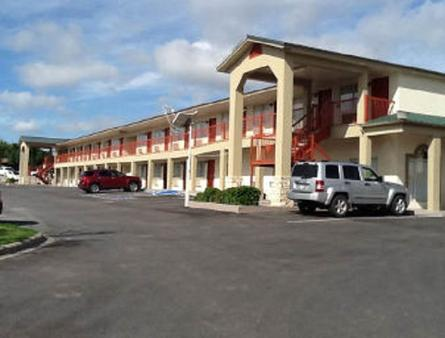 Days Inn by Wyndham San Angelo - San Angelo - Rakennus