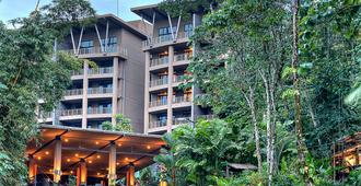 Los Altos Resort - Manuel Antonio - Building