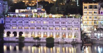Hotel Poonam Haveli - Udaipur - Edificio