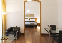 Dormero Hotel Berlin Ku'damm - Berlin - Bedroom