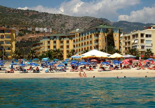 Kleopatra Dreams Beach Hotel Ab 94 7 2 Alanya Hotels Kayak