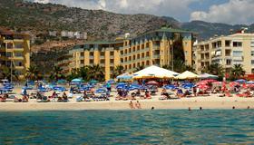 Kleopatra Dreams Beach Hotel - Alanya - Rakennus