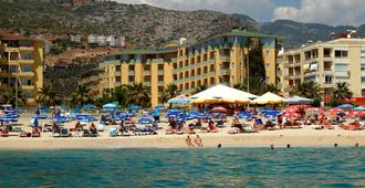 Kleopatra Dreams Beach Hotel - Alanya - Κτίριο