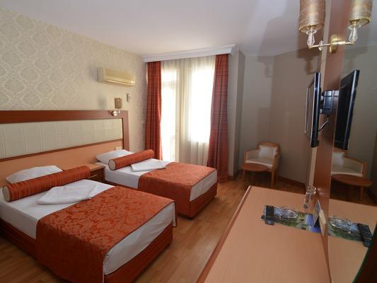 克列奧帕特拉德里姆斯海灘酒店 - 阿蘭亞 - 臥室