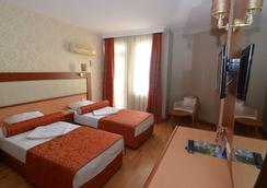 Kleopatra Dreams Beach Hotel - Alanya - Κρεβατοκάμαρα