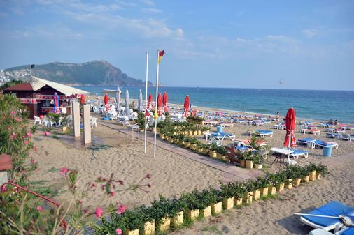 Kleopatra Dreams Beach Hotel - Alanya - Παραλία