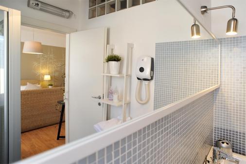 Stop & Sleep Udine Fronte Stazione - Udine - Bathroom