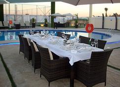 Al-Burhan Hotel - Bagdad - Zwembad
