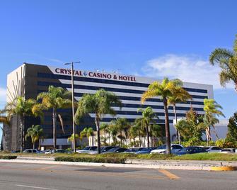 LA Crystal Hotel - Compton - Edificio
