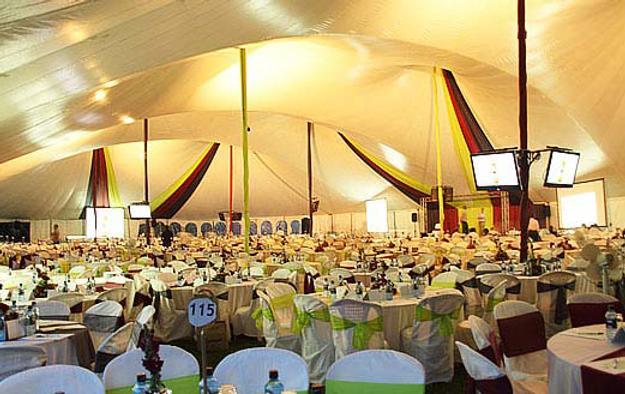 Safari Park Hotel And Casino - Nairobi - Sảnh yến tiệc