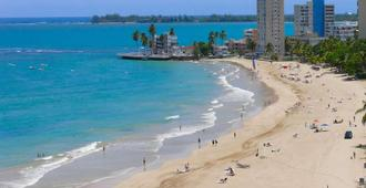 Borinquen Beach Inn - San Juan - Playa