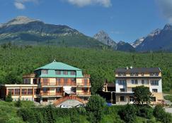 Miramonti Penzión - Vysoké Tatry - Building