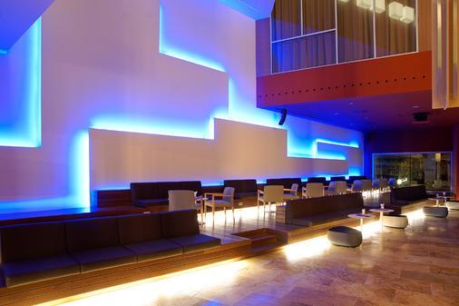 Hotel SB Diagonal Zero Barcelona - Barcelona - Bar