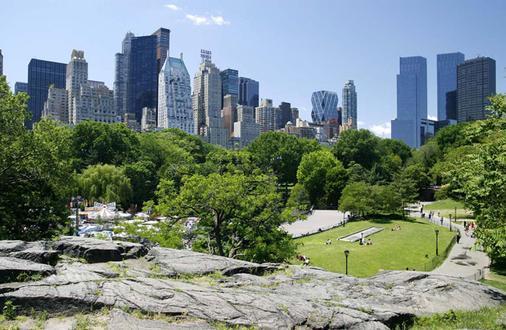 The Park Ave North - Нью-Йорк - Вид снаружи