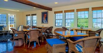 Harborside Inn - Newport - Dining room
