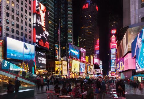 The Gallivant Times Square - New York - Attraktionen
