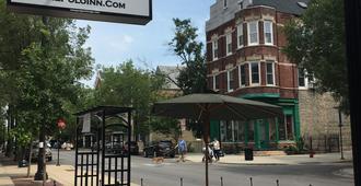 The Polo Inn Bridgeport U.S.A. - Чикаго - Вид снаружи