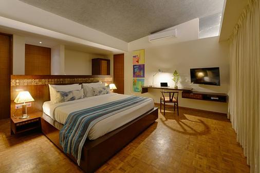 Java Rain Resort - Chikamagalur - Bedroom