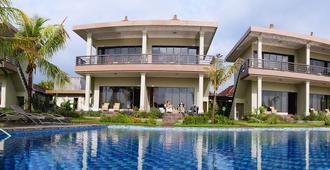 Ocean View Dive Resort Tulamben - Kubu - Gebäude