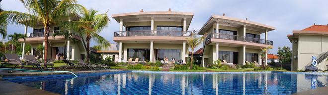 Ocean View Dive Resort Tulamben - Kubu - Building