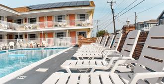 Blue Water Motel - Wildwood Crest - Πισίνα