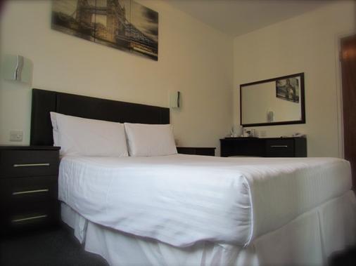 Camden Lock Hotel - London - Schlafzimmer
