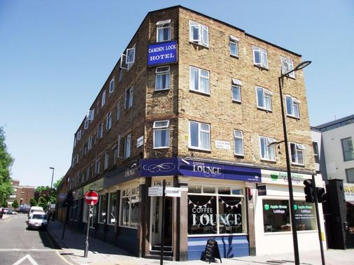 Camden Lock Hotel - London - Building