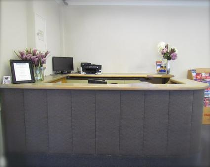 Camden Lock Hotel - London - Front desk