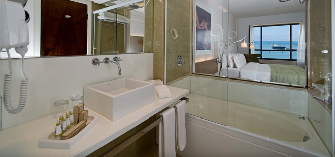 Hotel Gran Marquise - Fortaleza - Bathroom