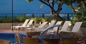 Hotel Gran Marquise - Fortaleza - Patio