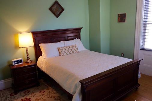 Stepping Stone Inn - Salem - Schlafzimmer