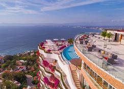 Grand Miramar All Luxury Suites And Residences - Puerto Vallarta - Gebäude