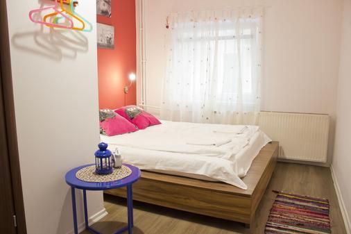 華沙市區旅舍 - 華沙 - 華沙 - 臥室