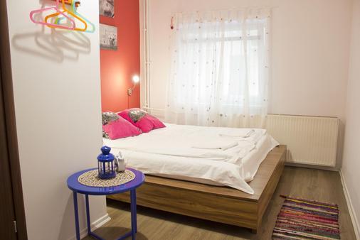 Warsaw Downtown Hostel - Warsaw - Bedroom