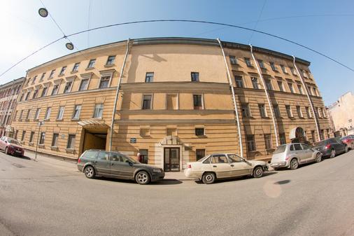 Guest House Spirit House - Saint Petersburg - Toà nhà