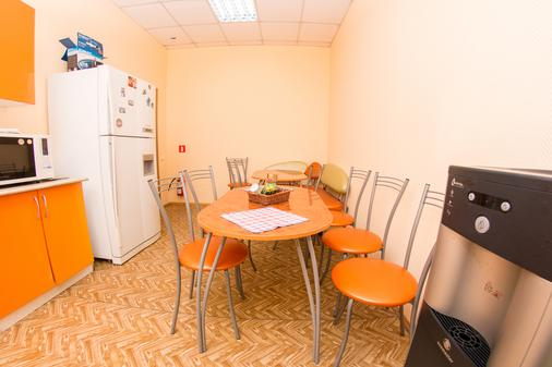 Guest House Spirit House - Saint Petersburg - Phòng ăn