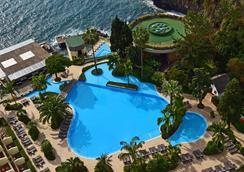 Pestana Carlton Madeira Ocean Resort Hotel - Funchal - Bể bơi