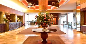 Pestana Carlton Madeira Ocean Resort Hotel - פונשל - לובי