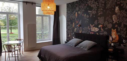 Le 49 - Menétru-le-Vignoble - Bedroom