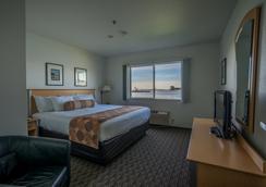 南碼頭旅館 - 杜魯斯 - 德盧斯 - 臥室