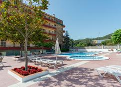 Continental Tossa Hotel - Tossa de Mar - Outdoor view