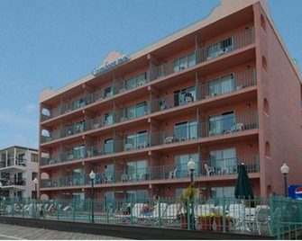 Comfort Inn Boardwalk - Ocean City - Gebouw