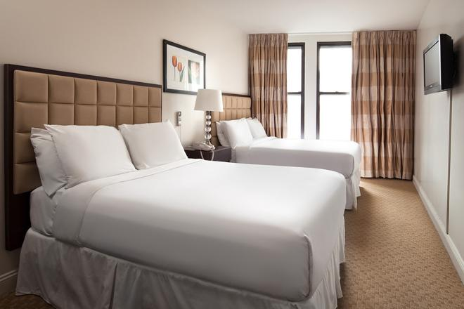 The Hotel 91 - New York - Makuuhuone